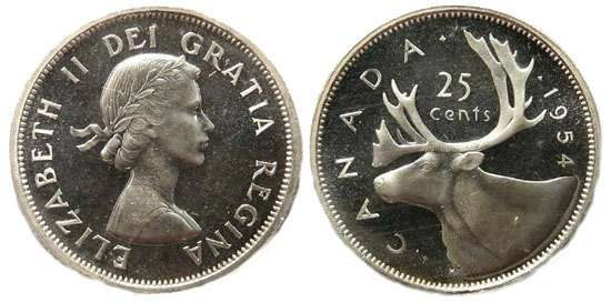 Canadian Quarters 25 Cent Coins For Sale By Calgary Coin